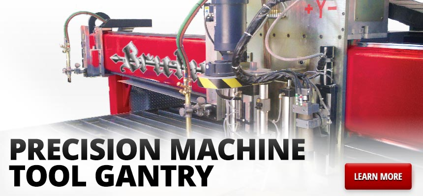 Brutus - The Precision Machine Tool Gantry by Valley Cutting Systems