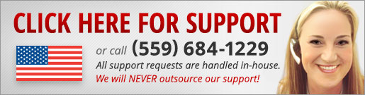 valley cutting systems offers in-house technical support